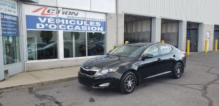 Used 2013 Kia Optima LX+, BANCS CHAUFFANTS, MAGS, A VOIR!! for sale in St-Hubert, QC