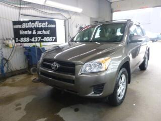 Used 2011 Toyota RAV4 BASE for sale in St-Raymond, QC