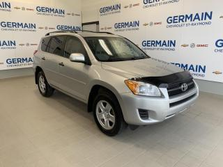 Used 2010 Toyota RAV4 4WD- DÉMARREUR À DISTANCE- CLIMATISEUR for sale in St-Raymond, QC