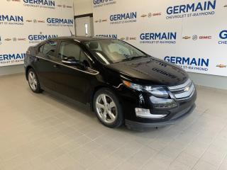 Used 2014 Chevrolet Volt Base Hybride for sale in St-Raymond, QC