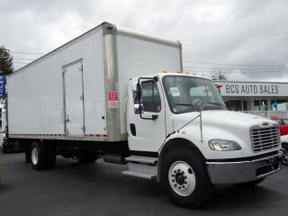 Used 2017 Freightliner M2 14968 KG GVWR, 4500 lbs Railgate, Low Kms for sale in Vancouver, BC