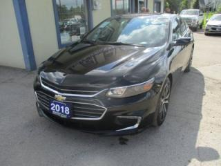 Used 2018 Chevrolet Malibu LIKE NEW LT MODEL 5 PASSENGER 1.5L - ECO-TEC.. TOUCH SCREEN.. BACK-UP CAMERA.. POWER SUNROOF.. BLUETOOTH SYSTEM.. KEYLESS ENTRY & START.. for sale in Bradford, ON
