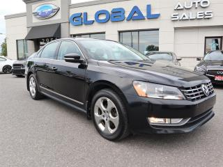 Used 2014 Volkswagen Passat 2.0L TDI SEL Premium LEATHER NAVIGATION for sale in Ottawa, ON