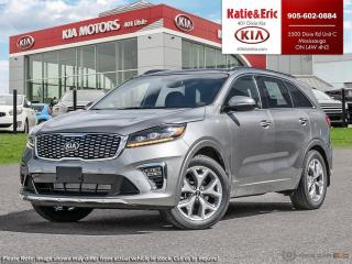 New 2019 Kia Sorento 3.3L SX for sale in Mississauga, ON