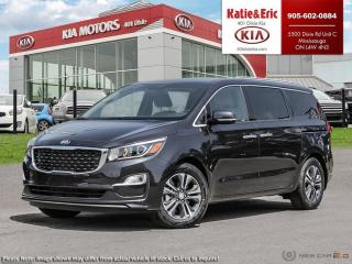 New 2019 Kia Sedona SX for sale in Mississauga, ON