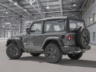 New 2019 Jeep Wrangler Sport S for sale in Concord, ON