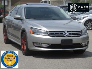 Used 2012 Volkswagen Passat 2.5L Highline w/NAVIGATION for sale in Ottawa, ON