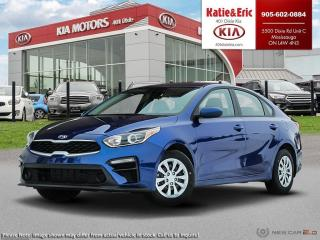 New 2019 Kia Forte LX AUTO for sale in Mississauga, ON