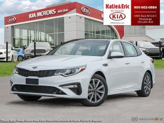 Used 2019 Kia Optima EX Tech for sale in Mississauga, ON