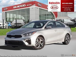 New 2019 Kia Forte EX for sale in Mississauga, ON
