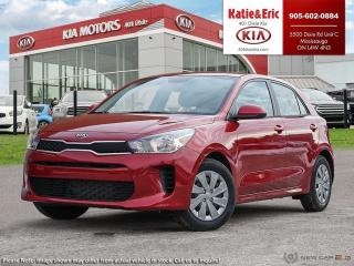 Used 2019 Kia Rio LX+ for sale in Mississauga, ON