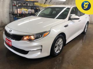 Used 2018 Kia Optima LX Plus * Climate control * Phone connect *  Hands free steering wheel controls * Heated front seats * Power windows/locks/mirrors * R for sale in Cambridge, ON