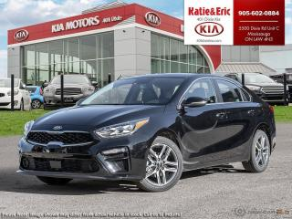Used 2019 Kia Forte EX Limited for sale in Mississauga, ON