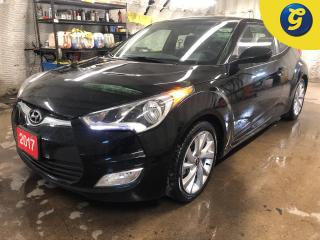 Used 2017 Hyundai Veloster Eco shift dual clutch transmission * Auto / Manual with paddle shifters * Economy mode * Fog lights * Climate control * Phone connect * Hands free ste for sale in Cambridge, ON