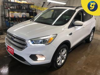 Used 2017 Ford Escape 4WD * Sync 3 * Reverse camera with rear parking aid * Power double sunroof * Keyless entry * Dual climate control * Phone connect * Hands free steerin for sale in Cambridge, ON