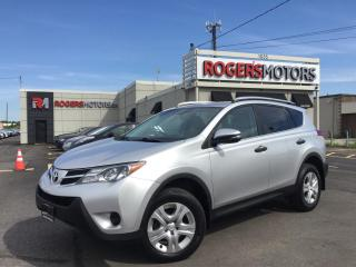 Used 2013 Toyota RAV4 LE AWD - BLUETOOTH - REVERSE CAM for sale in Oakville, ON