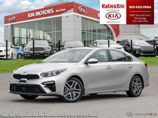 Used 2019 Kia Forte EX Premium for sale in Mississauga, ON