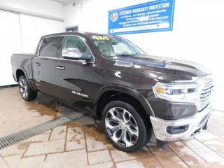 Used 2019 RAM 1500 Laramie Longhorn LEATHER NAVI SUNROOF for sale in Listowel, ON