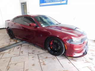 Used 2017 Dodge Charger SRT Hellcat SUNROOF for sale in Listowel, ON