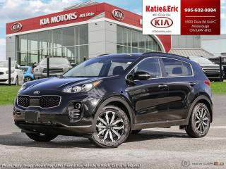 New 2019 Kia Sportage SX TURBO for sale in Mississauga, ON