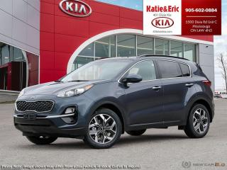 New 2020 Kia Sportage EX Tech for sale in Mississauga, ON