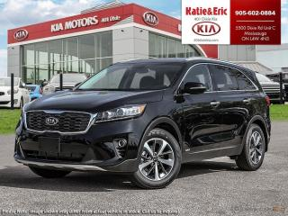 Used 2019 Kia Sorento 3.3L EX for sale in Mississauga, ON