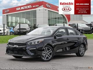 New 2019 Kia Forte EX+ for sale in Mississauga, ON