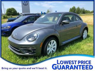 Used 2019 Volkswagen Beetle 2.0T Wolfsburg Edition for sale in PORT HOPE, ON