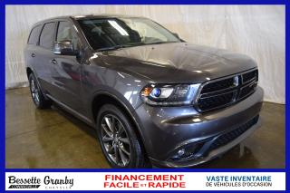 Used 2018 Dodge Durango GT for sale in Cowansville, QC