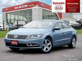 Used 2014 Volkswagen Passat CC Sportline for sale in Mississauga, ON