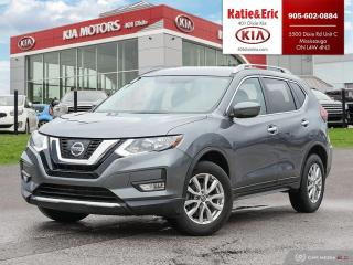 Used 2017 Nissan Rogue S for sale in Mississauga, ON