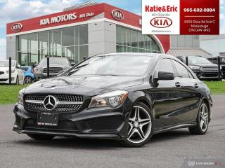 Used 2016 Mercedes-Benz CLA-Class for sale in Mississauga, ON
