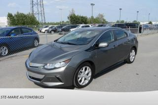 Used 2017 Chevrolet Volt GROUPE CONFIANCE 1 ET 2     CRUISE ADAPTATIF for sale in St-Rémi, QC