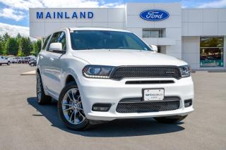 Used 2019 Dodge Durango GT ***ACCIDENT FREE*** for sale in Surrey, BC