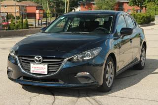 Used 2014 Mazda MAZDA3 GX-SKY Bluetooth | CERTIFIED for sale in Waterloo, ON