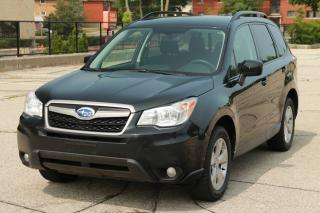Used 2016 Subaru Forester 2.5i Convenience Package *** SOLD *** for sale in Waterloo, ON