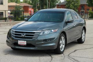 Used 2010 Honda Accord Crosstour EX-L CERTIFIED for sale in Waterloo, ON