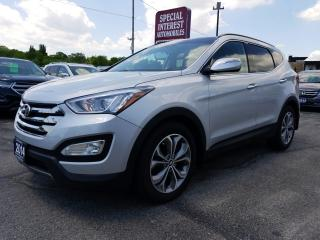 Used 2014 Hyundai Santa Fe Sport 2.0T Premium SUNROOF !!  AWD !!  BLUE TOOTH !!  LEATHER !! for sale in Cambridge, ON