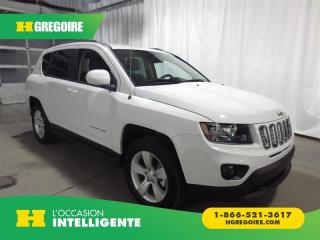 Used 2014 Jeep Compass NORTH AWD for sale in St-Léonard, QC