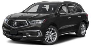 Used 2019 Acura MDX Elite 7-Passenger for sale in Burlington, ON