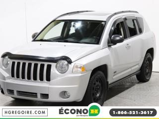Used 2009 Jeep Compass Rocky Mountain for sale in St-Léonard, QC