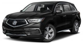 New 2019 Acura MDX SH-AWD  SH-AWD all-wheel drive for sale in Burlington, ON