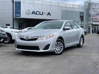 Used 2014 Toyota Camry LE | 1OWNER | ONLY19000KM | BLUETOOTH | BACKUPCAM for sale in Burlington, ON