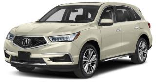 New 2019 Acura MDX Tech for sale in Burlington, ON