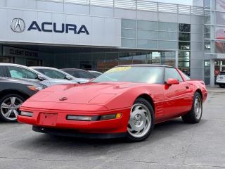 Used 1993 Chevrolet Corvette | | LOWKMS | REDINTERIOR | 300HP | for sale in Burlington, ON
