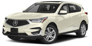 New 2019 Acura RDX Platinum Élite for sale in Burlington, ON