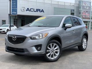 Used 2015 Mazda CX-5 GT | NOACCIDENTS | HITCH | REMOTESTART | NAVI for sale in Burlington, ON