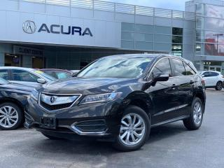 Used 2018 Acura RDX Tech TECH | 3.4% | SAVE$$ | LOWKMS | 1OWNER | TINT for sale in Burlington, ON