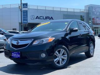 Used 2015 Acura RDX TECH | 3.4% | LOWKMS | NOACCIDENTS | HTDSEATS for sale in Burlington, ON