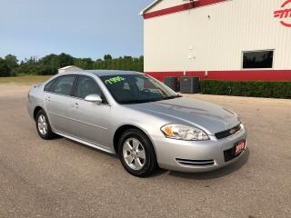Used 2010 Chevrolet Impala LT for sale in Tillsonburg, ON